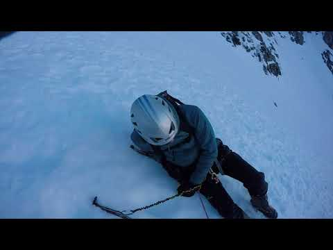 An Teallach and Point Five Gully March 2017