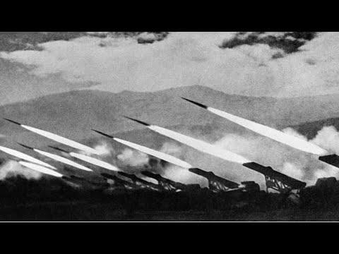 Варвара - Катюша + СССР Время БМ-13(Катюша) Ракеты Клип