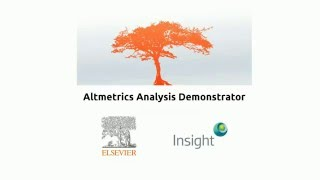 Sophia - Altmetric Analysis Prototype Version 2 Demo
