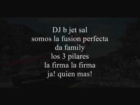 Da Family - Mueve ese boom boom lyrics