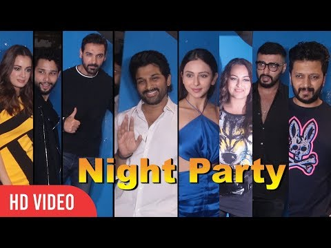 Emmay Entertainment Celebrates The Completion of 8 years | Allu Arjun,Arbaaz Khan, John And Others