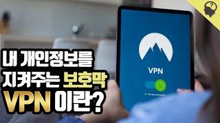 내 개인정보를 지키는 안전망 VPN이란? (Feat. …