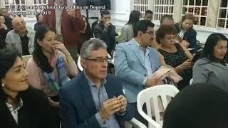 2° Encuentro Colonia Granadina en Bogotá - Agosto 10 de 2019