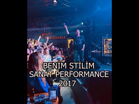 Norm Ender - Benim Stilim - Sanat Performance/İstanbul