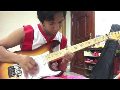 AliExpress Chender Richi-na Sambora guitar test