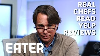 New Orleans Star John Besh Reads a Bad Yelp Review