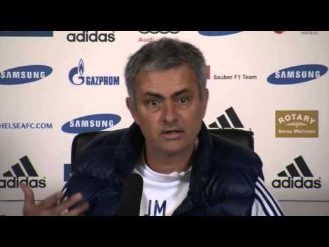 Jose Mourinho Kontert Arsene Wenger: