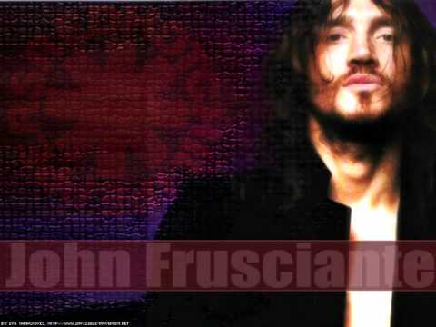 John Frusciante Wednesday Song Acoustic