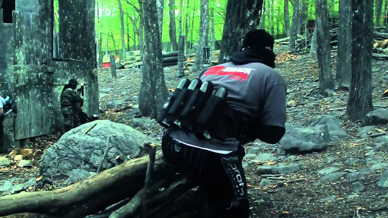 Paintball Arena With Fields For Parties In West Milford Nj Battle Creek Paintball Airsoft Fields