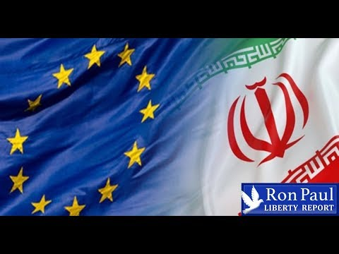EU Breaks With Trump Over Iran: Good 'Blowback'