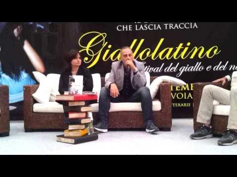 TRINACRIME: Alessandro Vizzino con Michela Zanarella