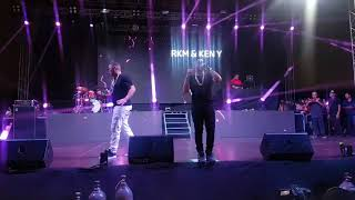 Rakim y Ken Y - Princesa en vivo - Guayaquil Urbanland