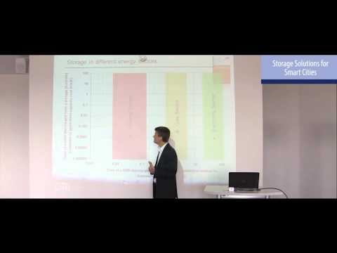 Cost Efficient Energy Storage (IRES 2015)