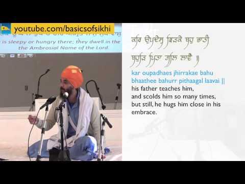 Sant Baba Jarnail Singh Ji -  Nothing but Compassion - English & Punjabi Katha