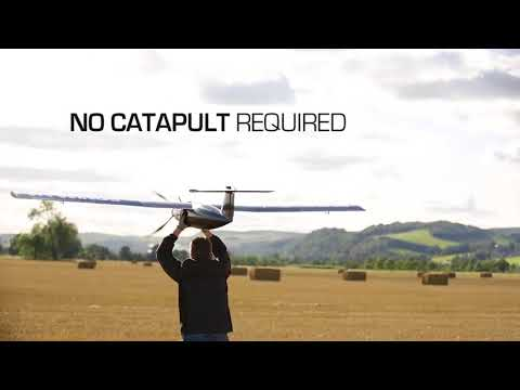 HYWINGS UAV powered by HES Energy Systems