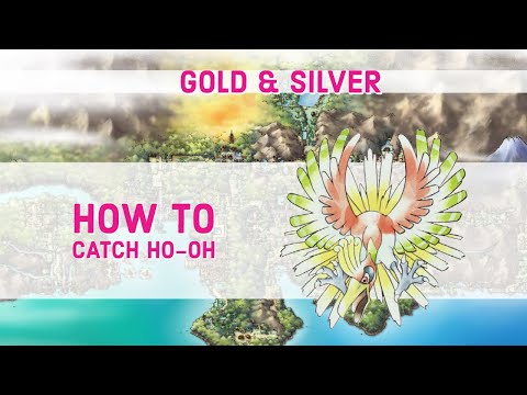 pokemon soul silver how to get ho oh