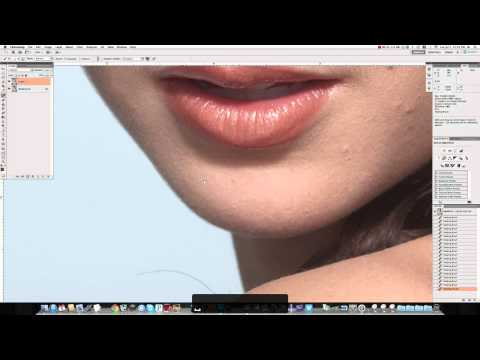 Beauty Retouching Part 1 - Skin Cleanup: An FS PPT by Sean Armenta