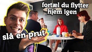 SKJULT KAMERA UDFORDRINGER PÅ FORÆLDRE