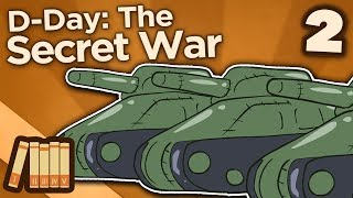 D-Day - The Secret War - Extra History - #2