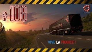 Euro Truck Simulator 2 DLC - dziwne zachowania.