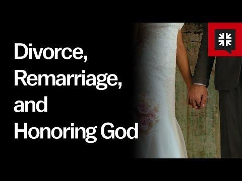 Divorce, Remarriage, And Honoring God // Ask Pastor John