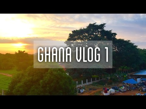 Ghana Vlog#1 | Can I stay here?