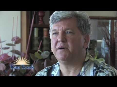 Tom Tezak Maui Real Estate agent Bio part 1