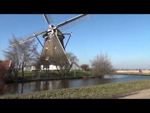 Spring weather in Oude Leede