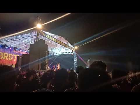 Gerry Ft. Anissa Rahma - Engkaulah Takdirku, New Pallapa Live Werdi, Wonokerto Pkl Brotherhood