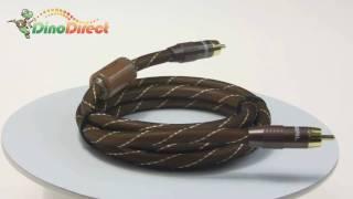 CHOSEAL Q-843 1.5m Digital Coaxial Audio Cable