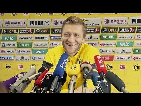 Pressekonferenz: Kuba vor dem Heimspiel gegen Schalke 04 | BVB total!