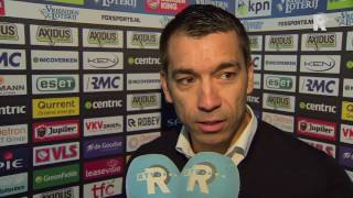 Video Gol Pertandingan Sparta Rotterdam vs Feyenoord