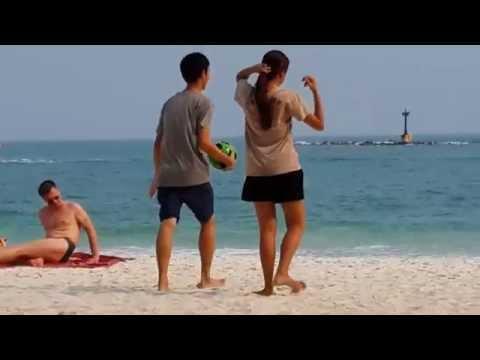 หาดทรายแก้ว เกาะเสม็ด เล่นน้ำ