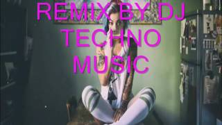 ah law la3ibt ya zahr darbouka remix by dj techno music
