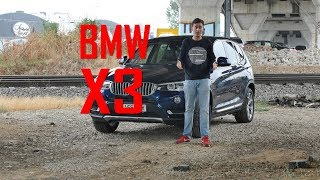 BMW X3 - Date of fabrication: 2010 - Cavaleria.ro