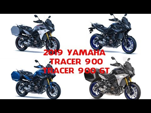 Yamaha Tracer  First Look |  Fast Facts | New  Yamaha Tracer  and Tracer  GT