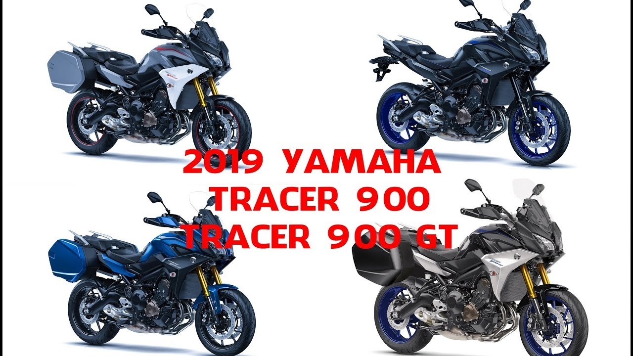 Blue Tankpad for YAMAHA MT09 TRACER 900 GT 2018-2019