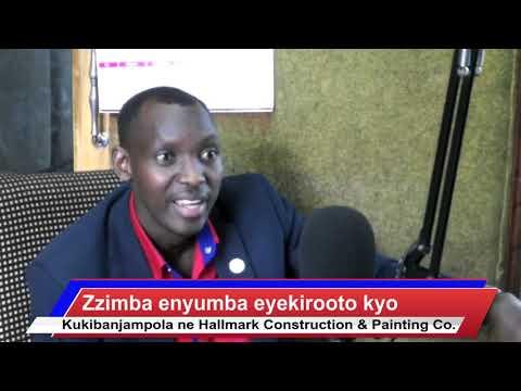 Hallmark Uganda: Lets build your dream house, enyumba ye kirooto kyoo