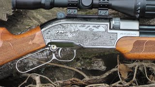 REVIEW: Sumatra 2500 Air Rifle - Wild West PCP Air Gun