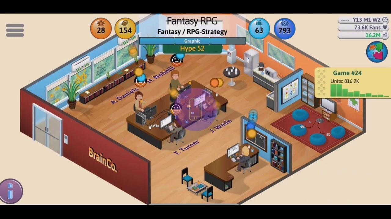 Game Dev Tycoon | Season 1 Ep. 4 | Android Gameplay Walkthrough