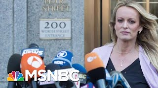 Stormy Daniels Could Be Key To Unlock Trump Impeachment Probe | The Beat With Ari Melber | MSNBC
