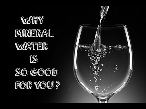 Benefits of Mineral Water You Should Know