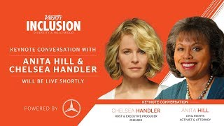 connectYoutube - Chelsea Handler interviews Anita Hill at Variety Inclusion