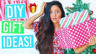 Diy Gift Ideas 2016! Cheap   Easy Gifts For Family & Friends This Christmas!