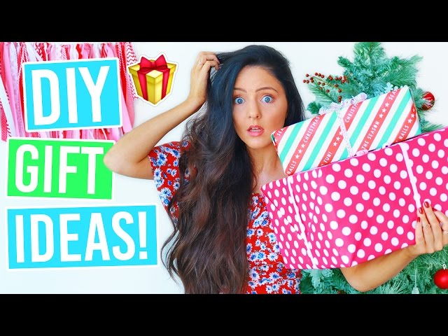 Diy Gift Ideas 2016 Cheap Easy Gifts For Family Friends This