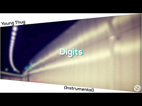 Young Thug - Digits (Instrumental) [Remake JITL]