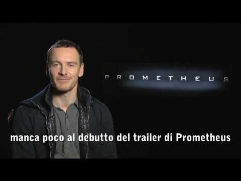 Prometheus – Michael Fassbender presenta il Trailer del Film