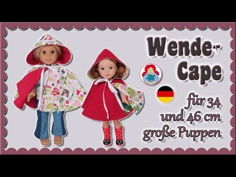 4625ae4f8d93b DIY | Raglan Shirt Für (Waldorf) Puppen | Sami Dolls Tutorials