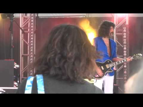 Journey Revisited at Marin County Fair, JUly 5, 2015