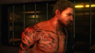 Resident Evil 6 PC - Chris Toying with Ada (Model Swap Trainer)